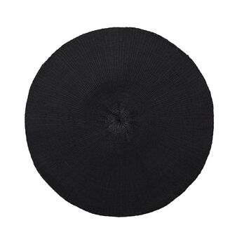 Round table mat