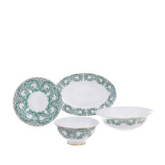 Floral tableware range in new bone china