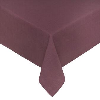 Iridescent cotton tablecloth