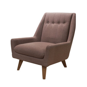 Cargo Manhattan fabric armchair
