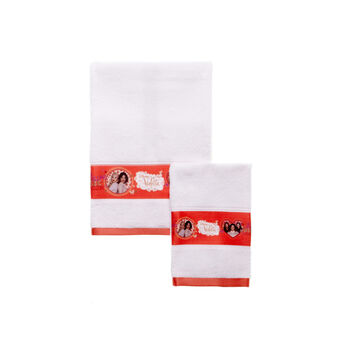 Violetta towel set