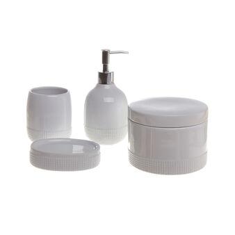 Set bagno ceramica dots