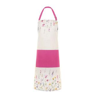 Bib apron in 100% cotton