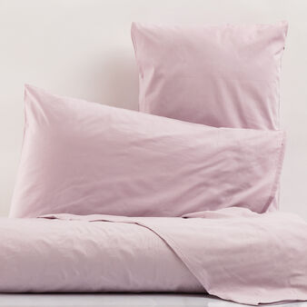 100% cotton percale duvet cover set