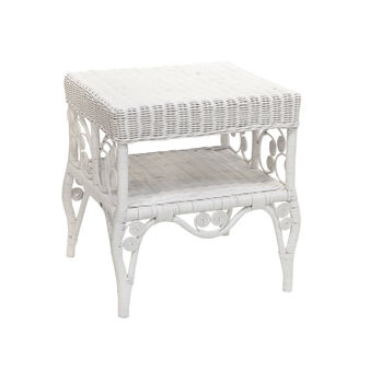 Cargo rattan table Afrodite