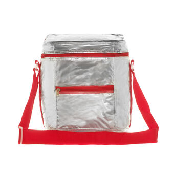 12-litre shiny plastic freezer bag