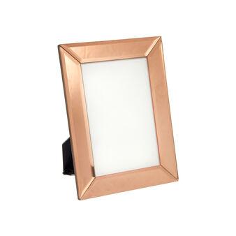Glass photo holder