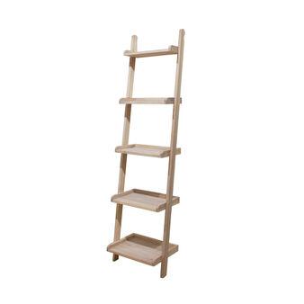 Cargo Step bookshelf in bleached elm