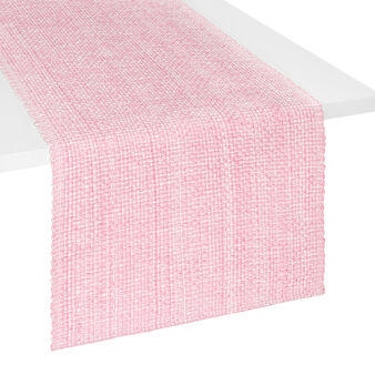 Rice grain patterned table mat