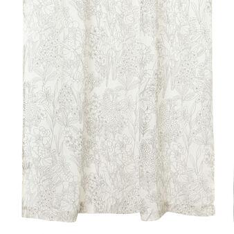 Portofino linen curtain
