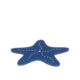 Ceramic starfish trivet