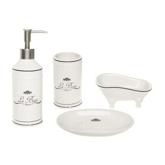 Set bagno ceramica vintage