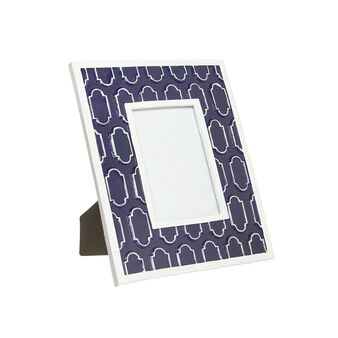 Decorated photo frame