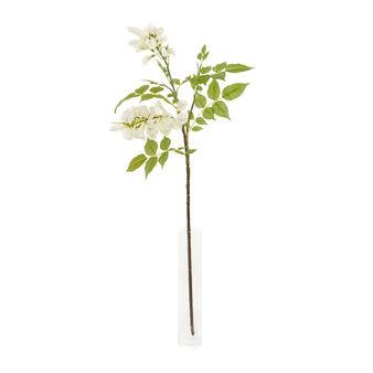 Sprig of artificial flowers