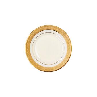 Side plate in fine bone china
