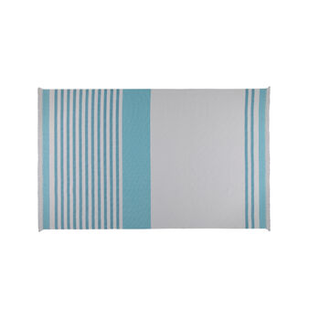 Hammam beach towel in 100% cotton with stripes