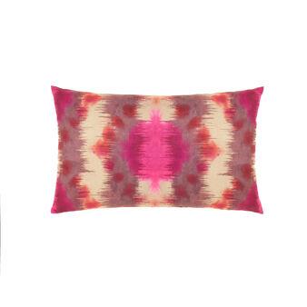 Digital patterned print cushion