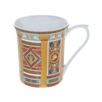 Mug in fine bone china