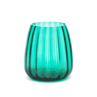 Glass  in original Murano Glass Ola by Lanzavecchia + Wai