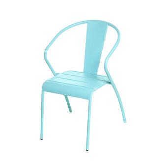 St. Tropez steel chair