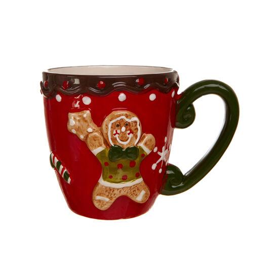 Mug ceramica Gingerbread