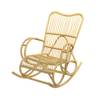 Cargo rocking chair Creta