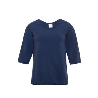 Cotton jersey top