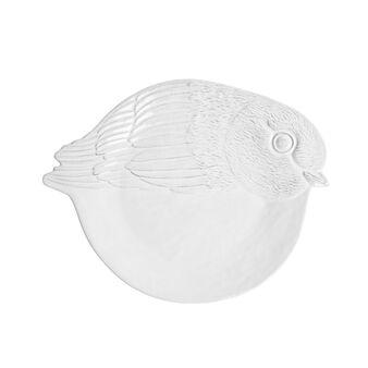 Bird-shaped serving platter