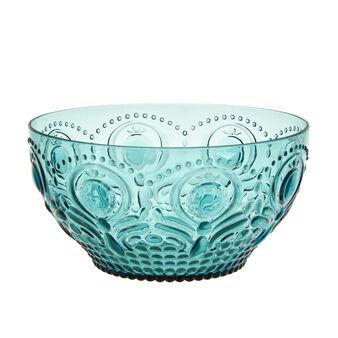 Detailed plastic salad bowl