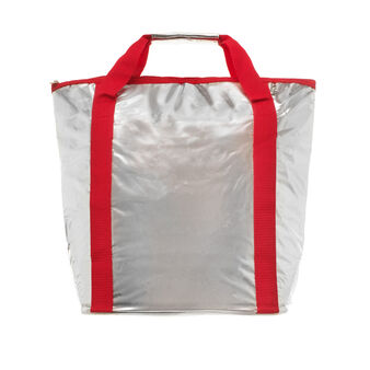 30-litre shiny plastic freezer bag