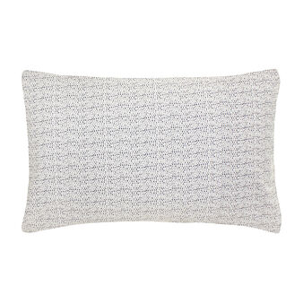 Pillowcase in 100% cotton percale with micro dots