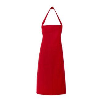 Plain cotton apron