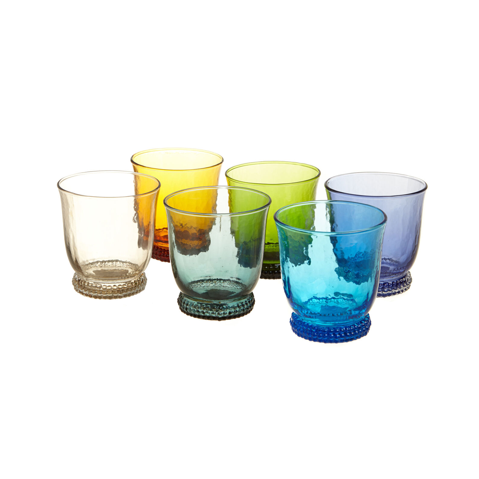 Bicchiere vetro colore in pasta coincasa - Coincasa bicchieri ...