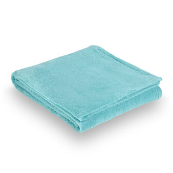 Maxi coperta effetto soft touch