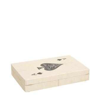 Scatola porta carte da gioco