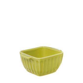Ramequin quadrato ceramica