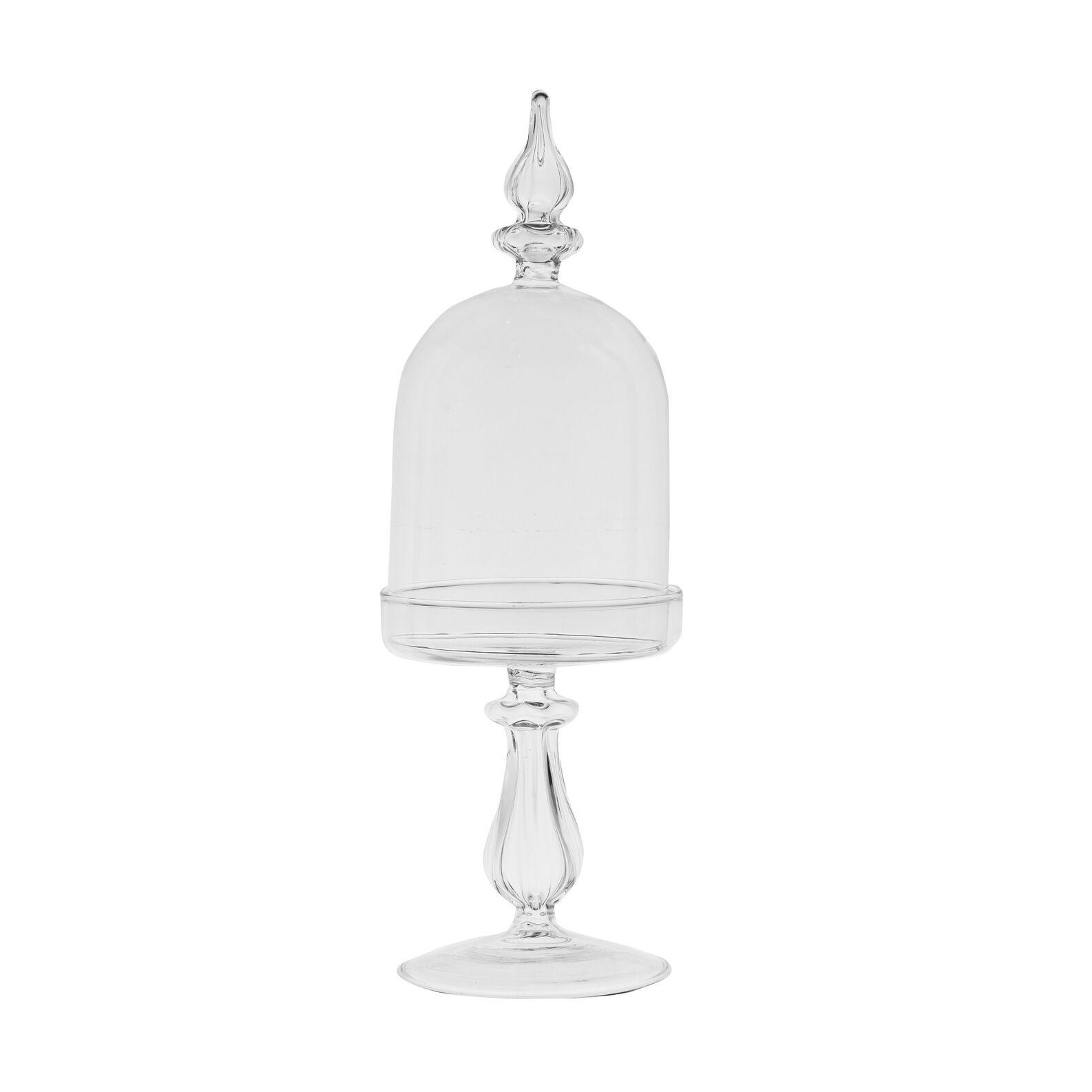 Alzatina in vetro borosilicato - Coincasa
