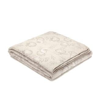 100% cotton percale lightweight shells quilt