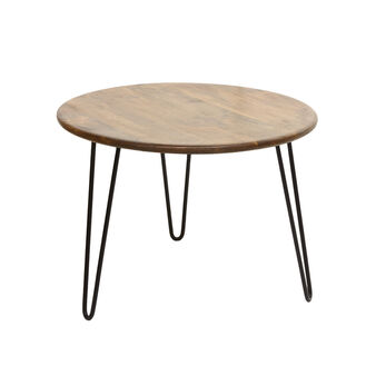 Cargo tavolino in legno small