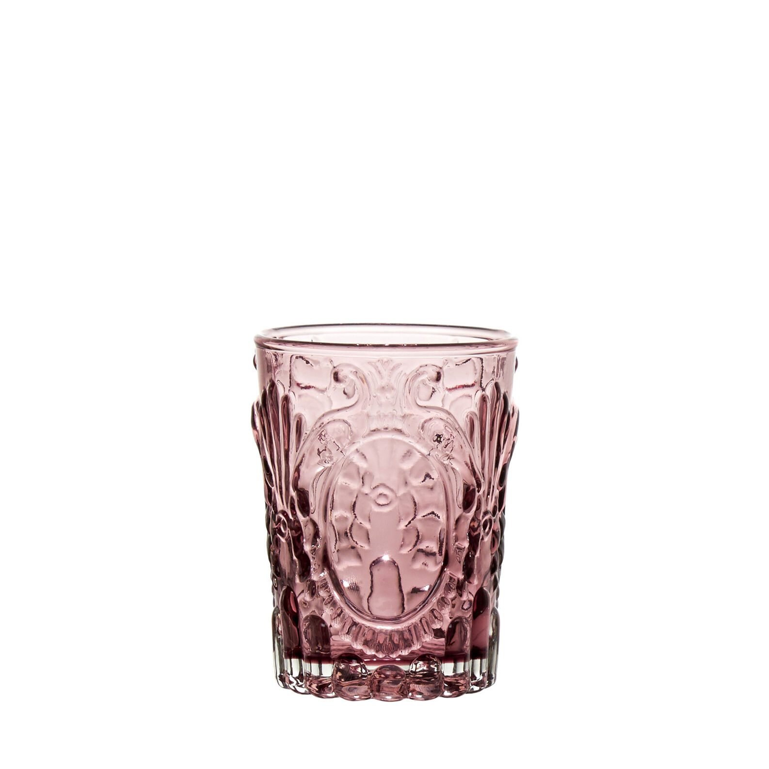 Vintage Water Glass 20