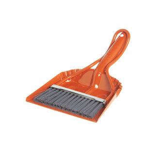 Baby Smilly dustpan and brush
