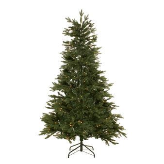 Alaska Christmas tree with 300 LED lights, H 180 cm