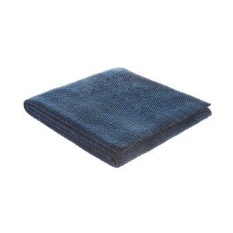 100% knit cotton throw