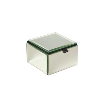 Scatola portagioie quadrata