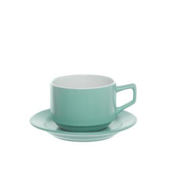 Stoneware jumbo cup