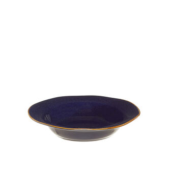 George ceramic bowl with contrasting colour rim