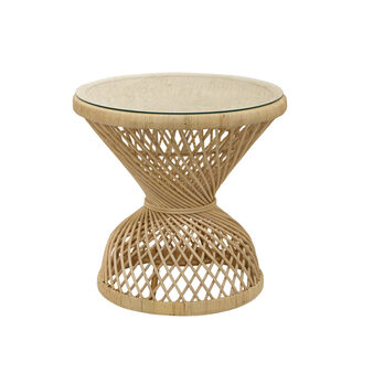 Cargo rattan table Itaca