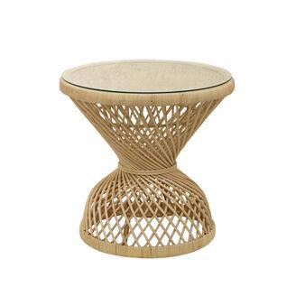 Cargo tavolino rattan Itaca