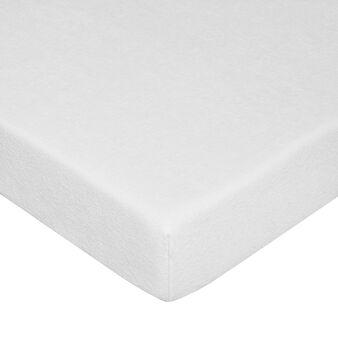 Stretch sponge mattress topper
