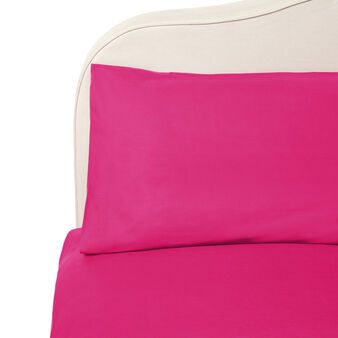 Plain duvet cover set